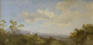 'Kincardine Castle' by Charlotte Nasmyth