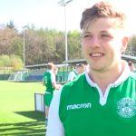 Promising Hibs youngster Sean Mackie | Hibs news