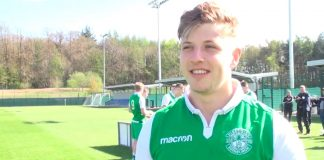 Promising Hibs youngster Sean Mackie | Hibs news