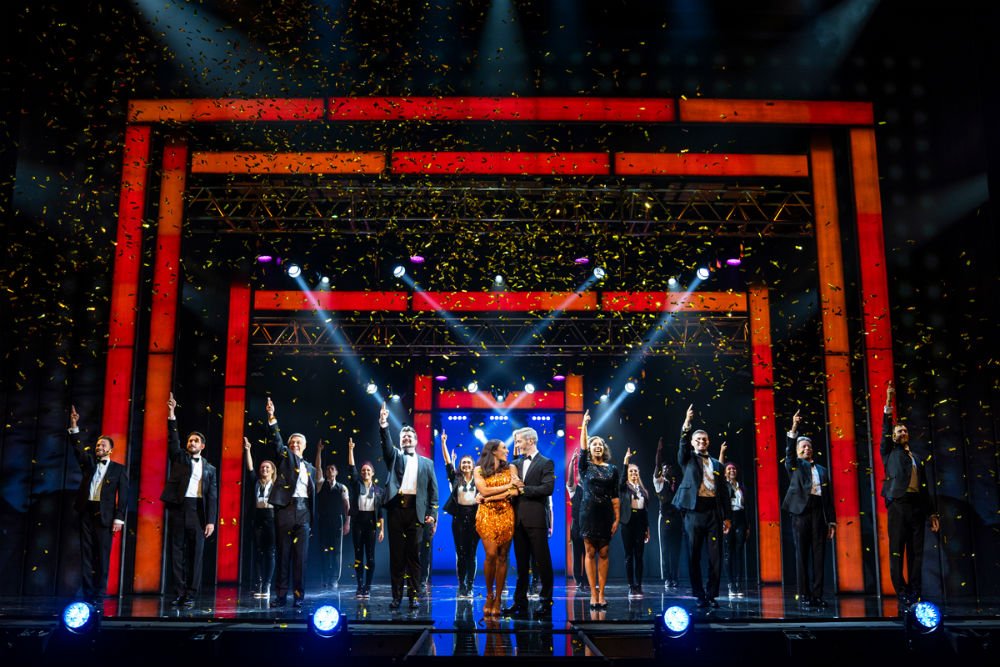 The Bodyguard UK Tour company