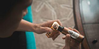 e-cigarette vape