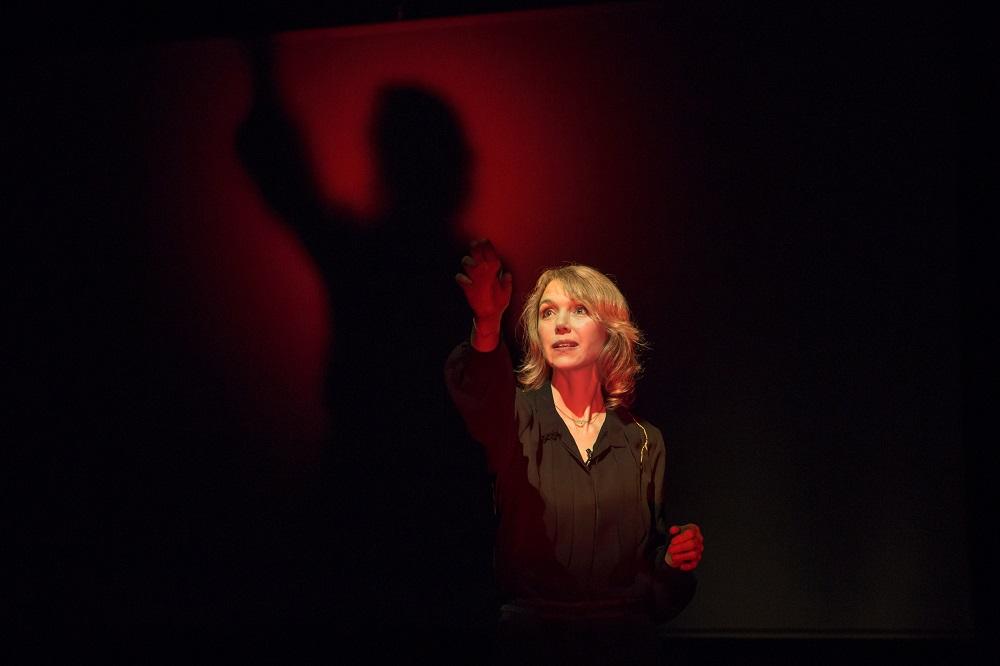 Catherine Graindorge Fringe photo