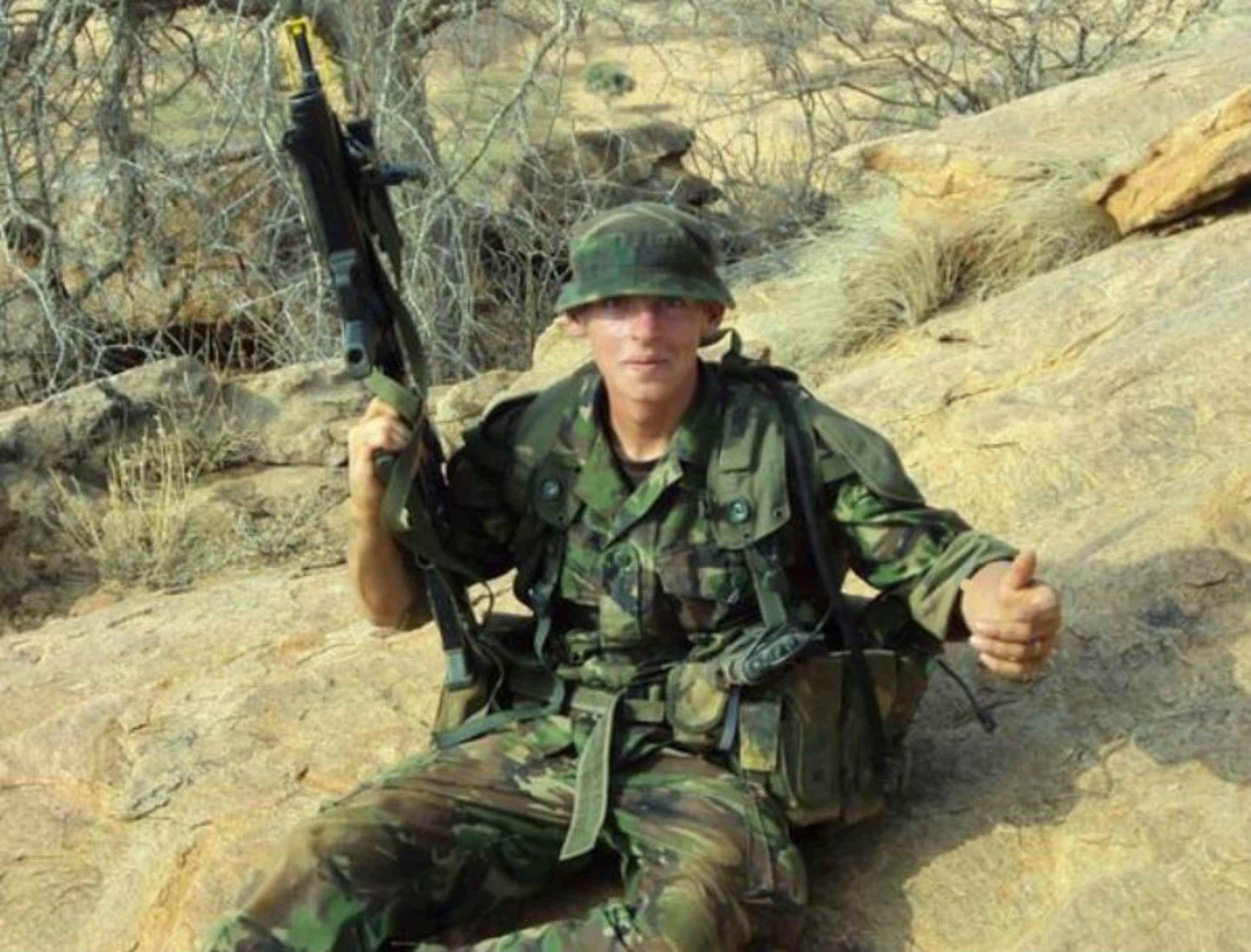 david birrell afghanistan war veteran