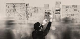The Incident Room fringe poster