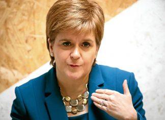 Nicola Sturgeon on drug deaths - Health News Scotland