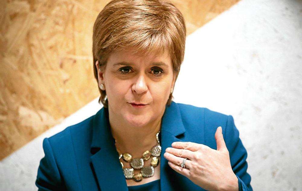 Nicola Sturgeon on drug deaths - Scotland Covid News