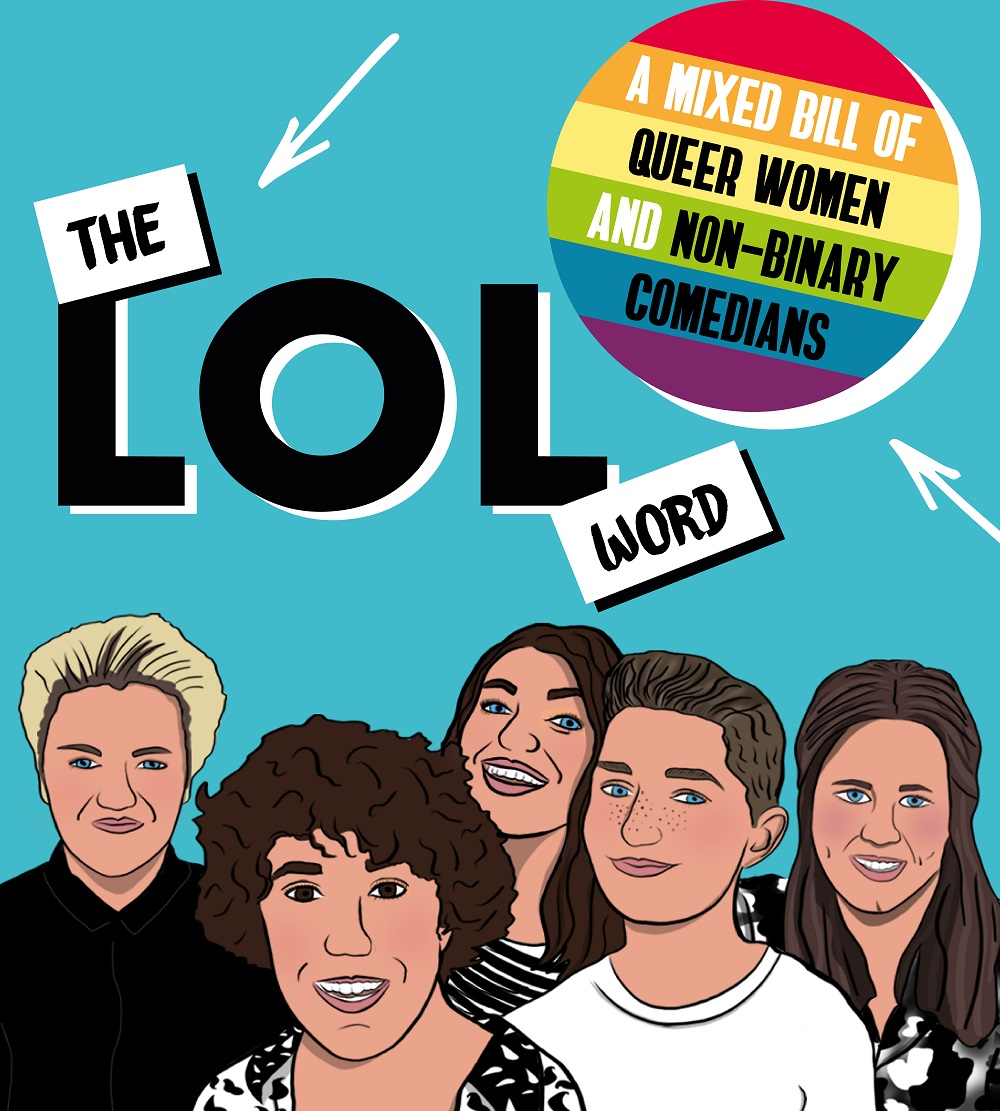 The LOL Word poster