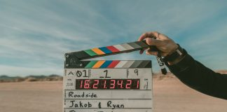 Film marker