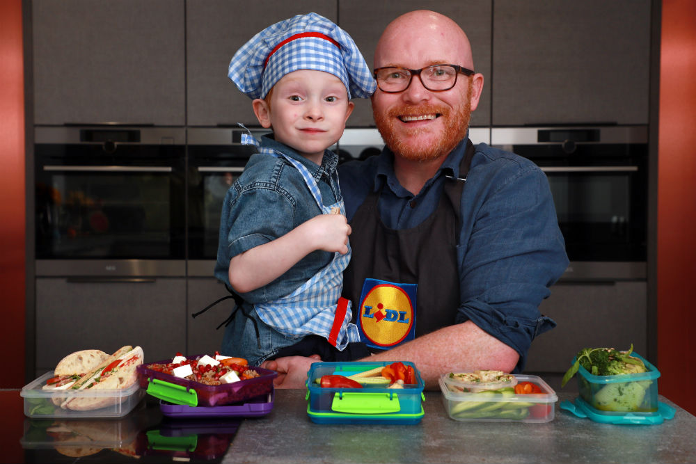 Scottish parents winning the war on lunchboxes