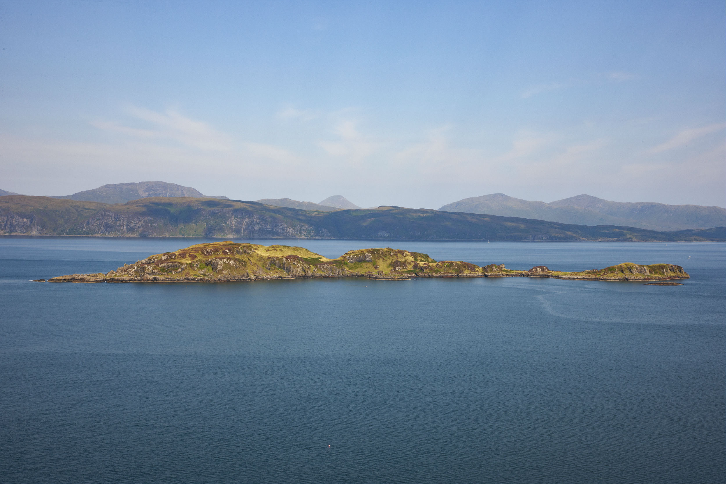 A Picture of Insh Island