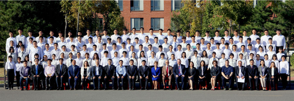 Dundee opens joint research centre at NEU, China, and welcomes new student cohort