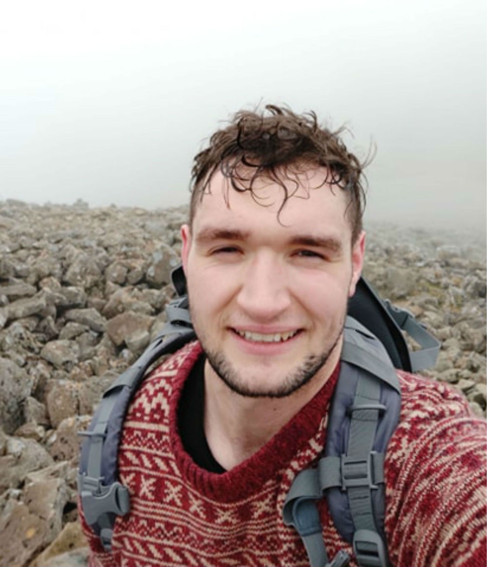 "Gareth Hill Of The Hut Group: Ben Nevis Is ""highest"" Point In UK After Climbers Caught"