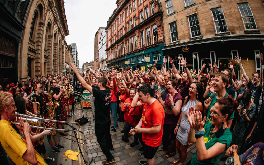 Encontro Street Band Festival-credit C