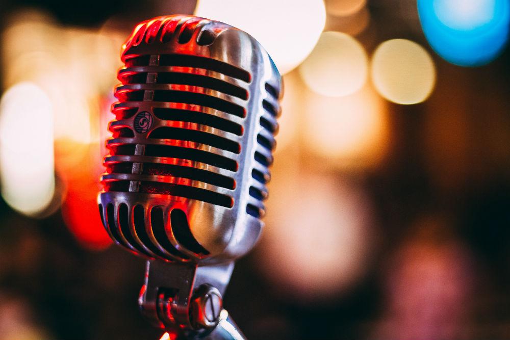 music microphone