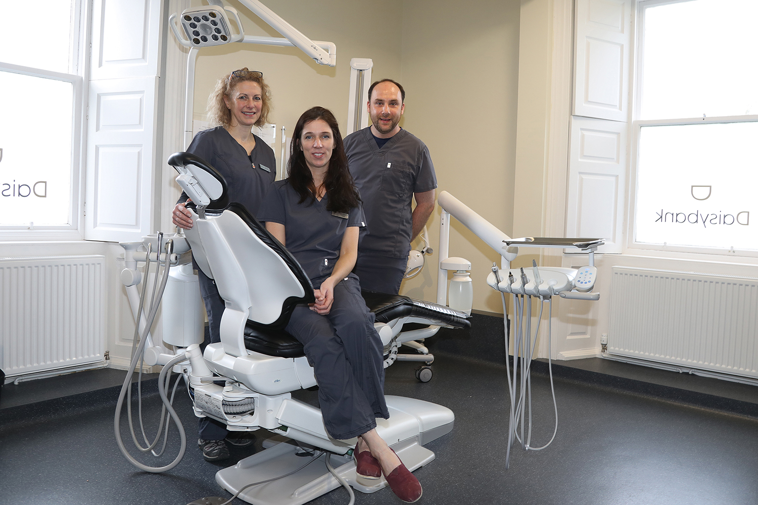 Husband & wife dentists in Orkney see practices acquired ...