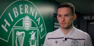 Hibs defender Paul McGinn | Hibs news