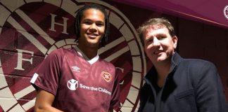 Sibbick and Stendel-Hearts Football Club News