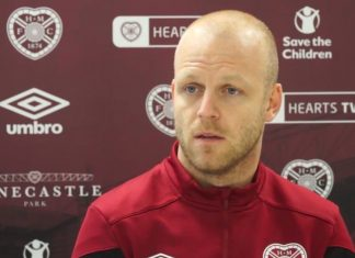 Hearts striker Steven Naismith is approaching full fitness | Hearts news