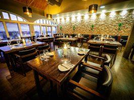 Pier Brasserie restaurant in Edinburgh