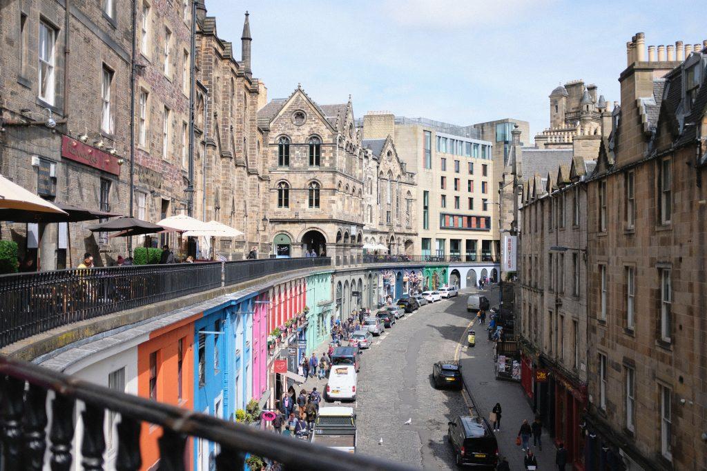 Renting tips for Edinburgh