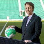 Hibs chief executive Leeann Dempster | Hibs news