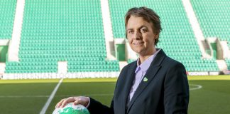 Hibs chief executive Leeann Dempster | Hibs news