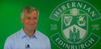Hibs' new owner Ron Gordon | Hibs news