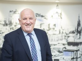 Capital Document Solutions Managing Director, Tom Flockhart