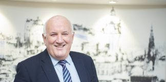 Capital Document Solutions Managing Director, Tom Flockhart