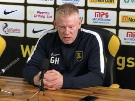 Livingston manager Gary Holt | Livingston news