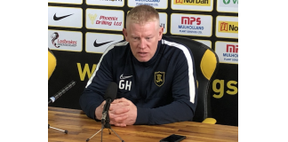 Livingston manager Gary Holt | Livingston news