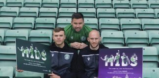 Ryan Porteous, Darren McGregor and David Gray launch Hibs' 2019/20 season tickets | Hibs news