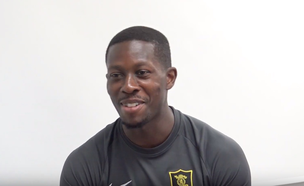 Marvin Bartley has been appointed Livingston's new captain   Livingston news