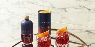 Primo Aperitivo Negroni-Food and Drink News Scotland