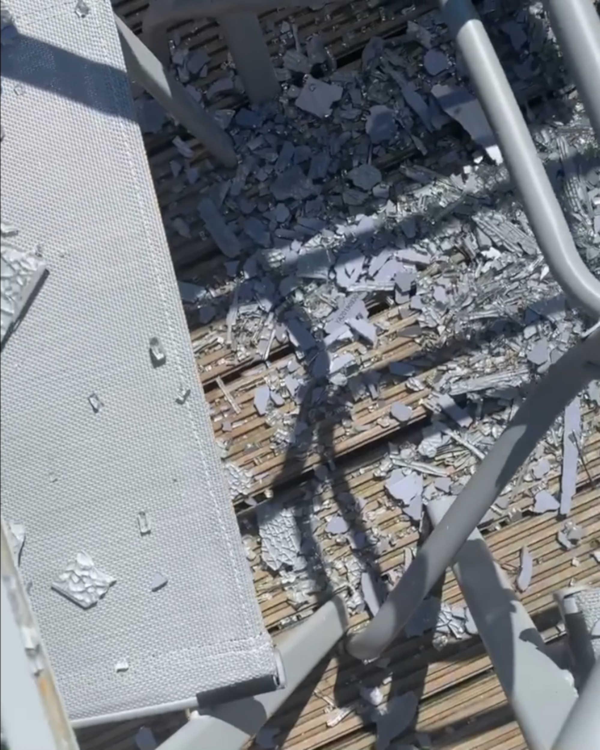 Shards of Argos table