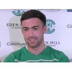 Hibs midfielder Stevie Mallan | Hibs news