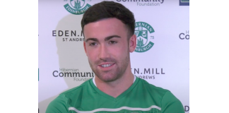 Hibs midfielder Stevie Mallan | Hibs news
