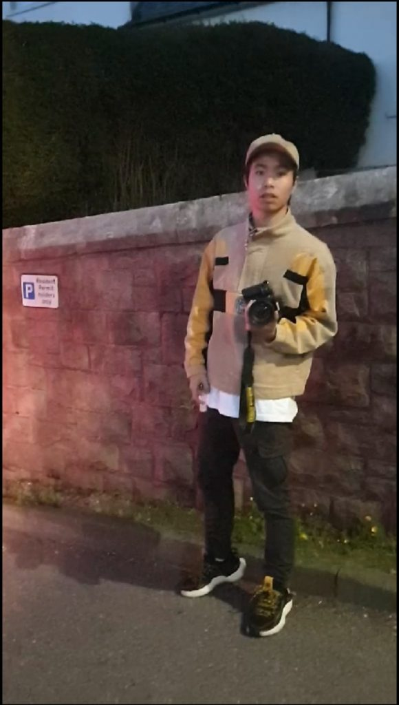 The tourist who travlled more than 400 miles from England was caught with his camera despite lockdown still in place-Scottish News
