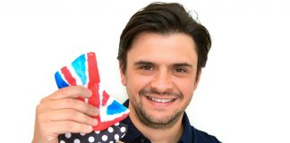 Dad launches ethical mask company to benefit NHS