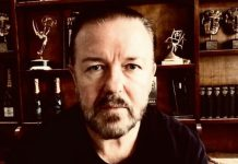 A photo of comedian Ricky Gervais - Deadline News/Scottish Business News