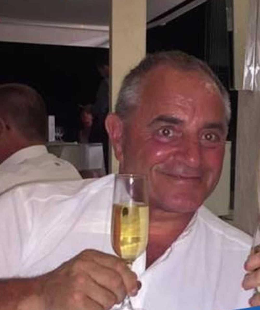 Bob Jeffery donates plasma for coronavirus fight