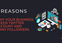 5 Reasons Why Your Business Needs Twitter Account And Many Followers