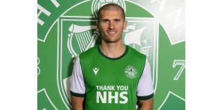 New Hibs midfielder Alex Gogic | Hibs news