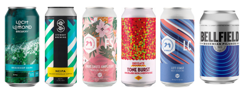 Lidl adds to their range with beers from Loch Lomond Brewery, Stewart Brewing and many more- Deadline News Business News Scotland