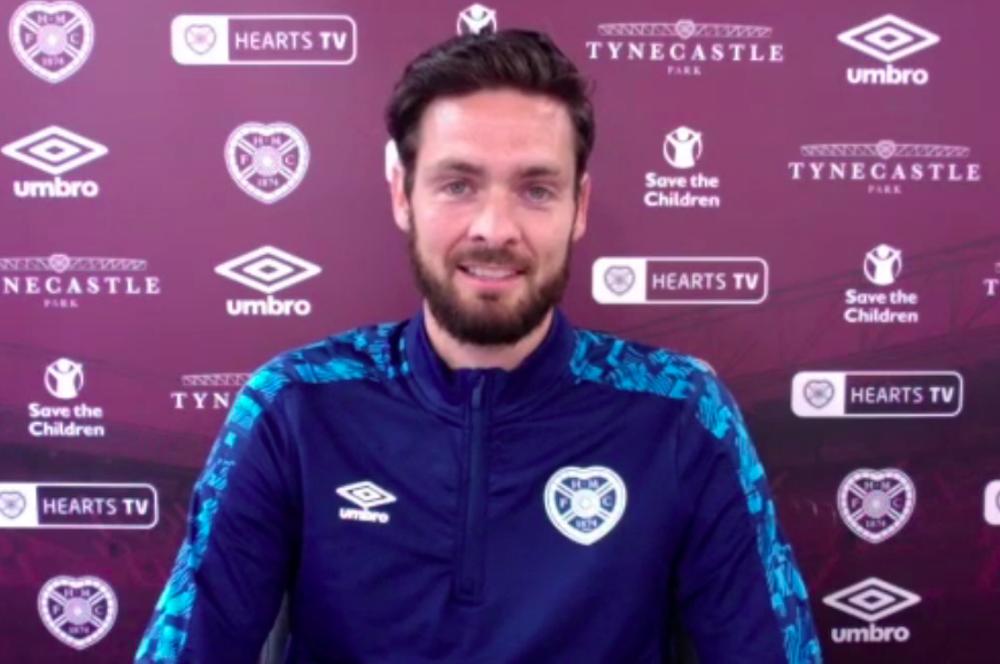 Hearts goalkeeper Craig Gordon | Hearts news