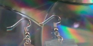 Picture of drug inspired earrings- Viral News