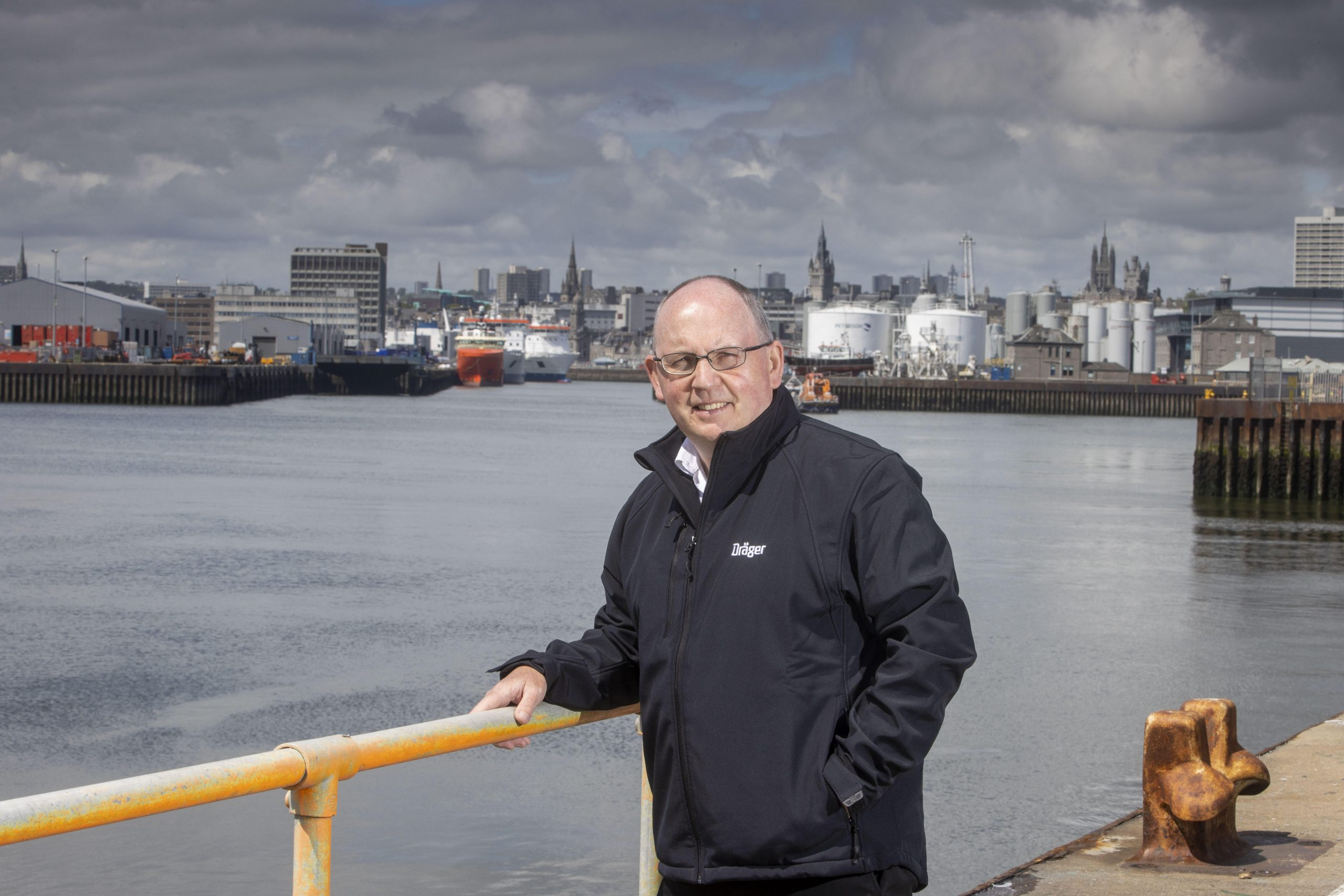 """The latest phase of investment will focus on significantly expanding the company's rental fleet of offshore safety equipment, which includes its industry-leading fire and rescue apparatus. The company's safety products are employed by many operators in the North Sea, and its Aberdeen base is home to the UK's largest direct to customer rental fleet of Dräger equipment with over 1600 items. The company has also announced the appointment of David Donaldson to head up its Marine and Offshore UK office, based in Aberdeen. Twenty five staff are based at the Aberdeen office, which in addition to its rental fleet, is also home to an international offshore safety training academy and state of the art service workshop. Dräger is the only safety manufacturer with a base in Aberdeen, and the firm also has premises at Grangemouth. Donaldson, who brings to the company over 30 years' experience working in the offshore, oil and gas industries, said: """"Dräger has had a presence in Aberdeen for almost ten years, and the company has weathered many challenges through this time. The ongoing investment in Aberdeen reaffirms our commitment to the local business community, as well as our staff, who have been working hard to maintain our customers' critical safety operations throughout lockdown."""" As well as continuing to service offshore equipment such as rigs throughout lockdown, Dräger staff have also adapted safety training courses to be delivered online to enable its customers to continue operationally-critical work during the pandemic. The adoption of new technology has resulted in Dräger Marine and Offshore winning a new contract to install the largest wireless gas detection system ever employed by a North Sea operator. Work will commence on the project, which includes the installation of over 120 wireless gas detectors, in September, and will be fully operational by November. Donaldson concludes: """"Despite the great challenges that face the oil and gas industry as a result of COVID19, """