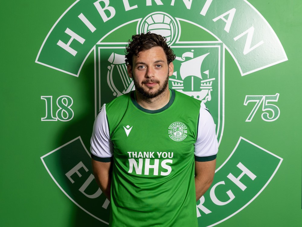Drey Wright signed a two-year deal with Hibs | Hibs news
