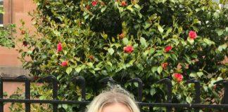 Emilia Gordon, awarded the Kirk Murdoch Scholarship