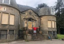 Brian Forsyth launches bid to revamp community hub